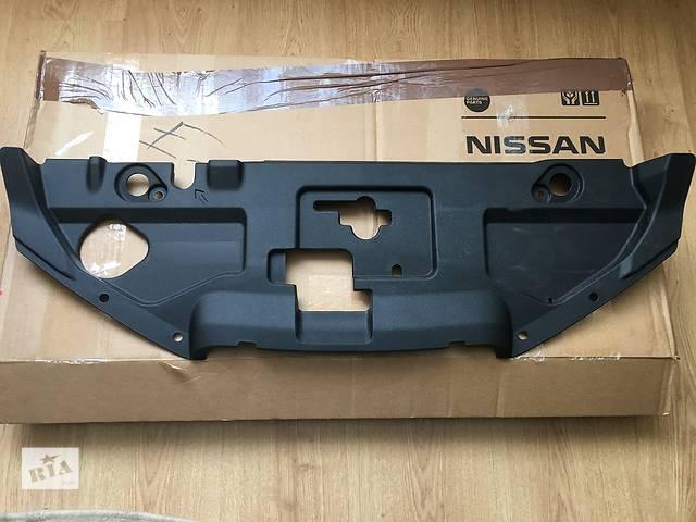 Пластик под капот Nissan Leaf, новый. Оригинал.- объявление о продаже  в Ровно