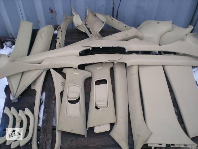 бу Пластик салону Volkswagen B5, B5+ в Луцке