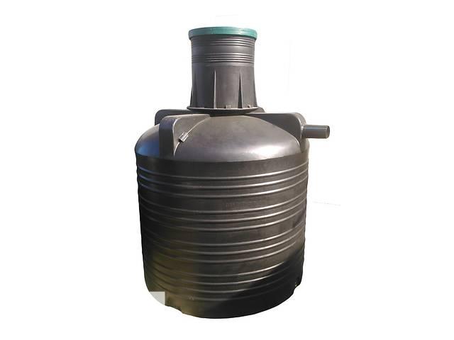 купить бу Пластиковые выгребные ямы на 3000 и 5000 литров Шацк в Киеве