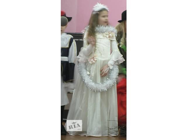 продам Платье нарядное для детского утренника или для других торжественных событий Платье для детских утренников других торжест бу в Тернополе