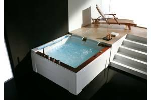 Нові Гідромасажні ванни Golston