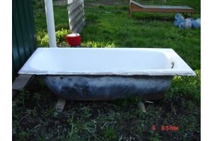 б/у Чугунные ванны