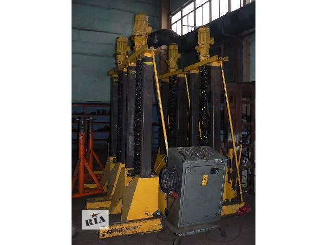 продам Подкатной колонный подъёмник Hywema бу в Киеве