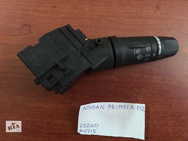 продам Подрулевой переключательNissan Primera  P12   25260 AV715 бу в Одессе