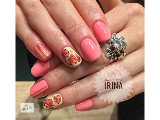продам Покрытие ногтей гель-лаком по низкой цене (м.Дарница м.Черниговская) бу в Киеве