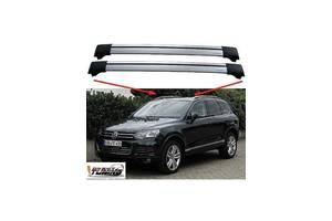 Нові багажники Volkswagen Touareg