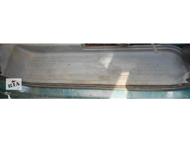 Порог подножка передней, боковой сдвижной, задней двери Mercedes Vito (Viano) Мерседес Вито (Виано) V639 (109, 111, 115)- объявление о продаже  в Ровно