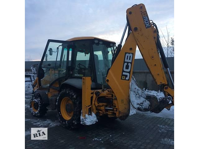 продам Услуги экскаватора JCB CX3 бу в Тернополе
