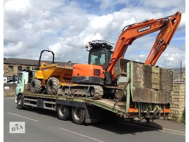 купить бу Послуги спец евакуаторів від 1 до 50 тонн в Луцке