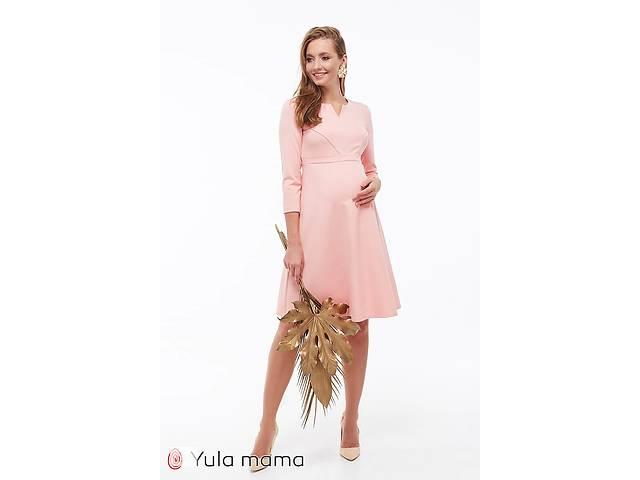 продам Нарядна сукня вагітним та годуючим з трикотажу джерсі бу в Хмельницком