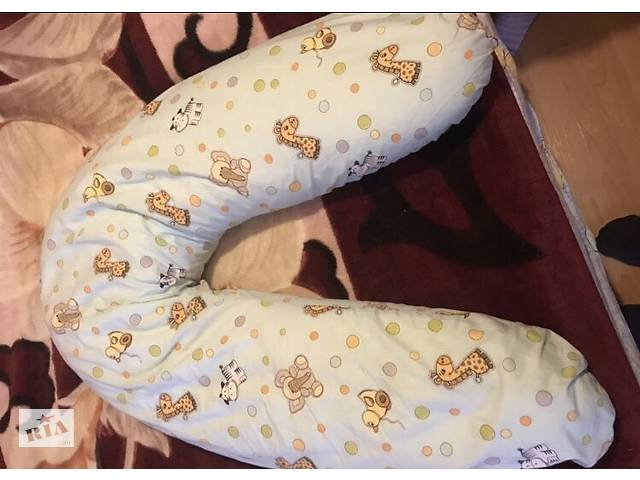 купить бу Подушка для беременных,подушка для кормления малыша,подушка для мамы в Харькове