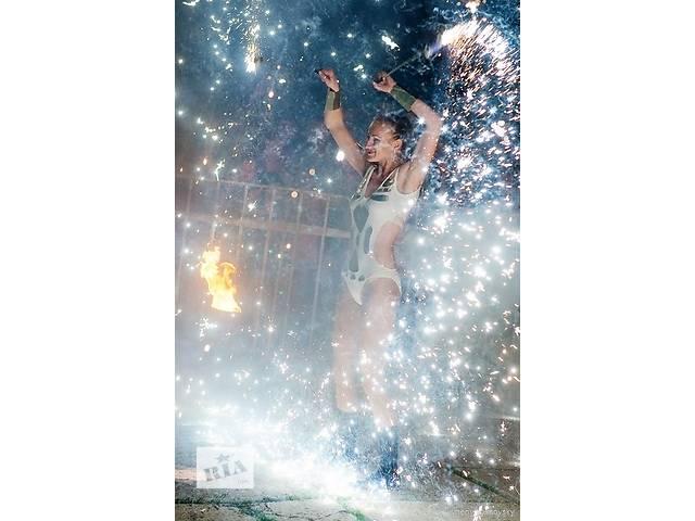 бу PRIME SHOW FIRE & LED SHOW Огненное шоу (фаер шоу) и светодиодное шоу(неоновое шоу) в Мариуполе  в Украине