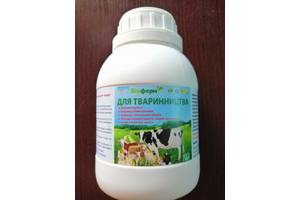 Пробиотик жидкий для животноводства коровы, свиньи, козы, овцы, лошади и др.