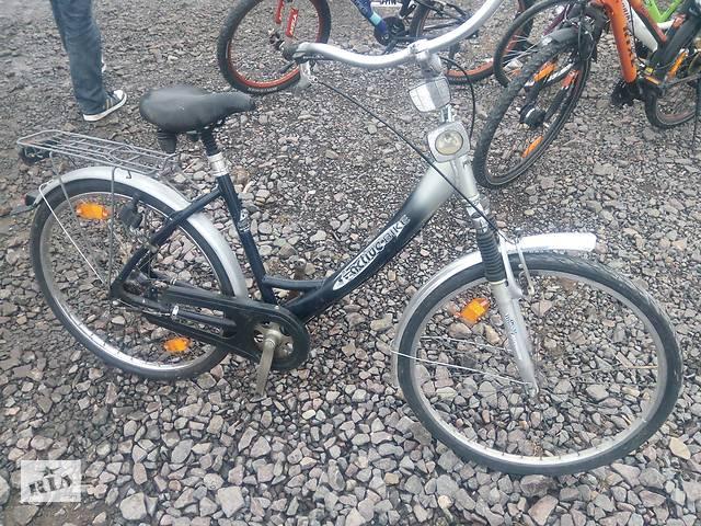 продам Продам дамские велосипеды,размер колес 26' бу в Дрогобыче