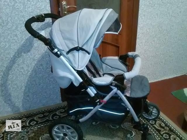 купить бу Продам детскую коляску CAPELLA S 803 в хорошем состоянии в Торецке (Дзержинск)