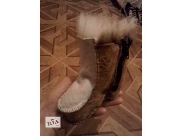 купить бу Продам детскую мягкую обувь на малыша в Житомире