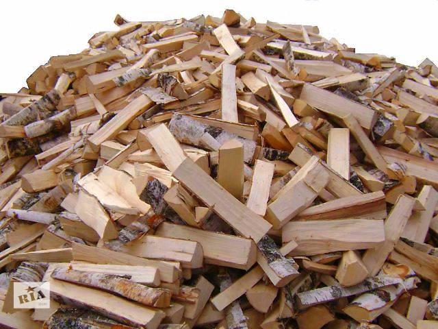 Продам дрова колотые- объявление о продаже  в Киеве