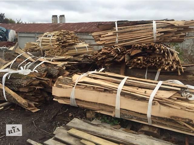 купить бу Продам дубовые дрова обапол,отход без коры в Виннице