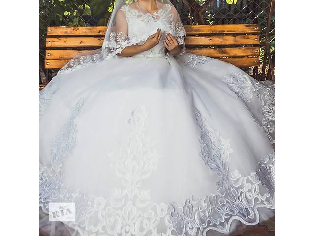 продам Продам очень красивое свадебное платье. бу в Новограде-Волынском