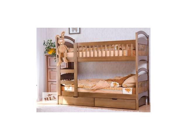 купить бу Продам двухъярусную кровать Карина в Виннице