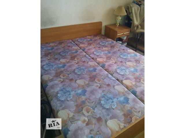 Продам двуспальную кровать (160x200 vv)  с подъёмным механизмом- объявление о продаже  в Виннице