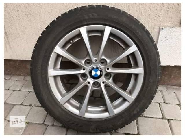 Продам Диски BMW R16 Оригинал С зимней резиной- объявление о продаже  в Одессе