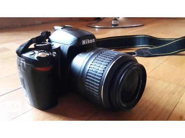Продам фотоаппарат Nikon D60- объявление о продаже  в Киеве