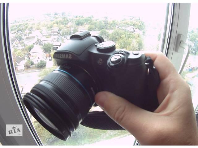 Продам фотоаппарат Samsung NX10 18-55mm Состояние - идеальное- объявление о продаже  в Днепре (Днепропетровск)
