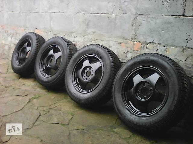 бу продам колеса титаны в Луганске