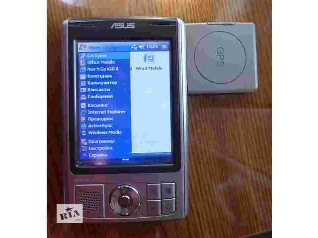 бу продам КПК GPS-навигатор ASUS MyPal A 639 в Киеве