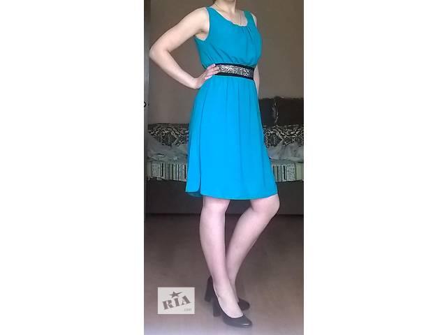 Продам Красивое платье 44 размер, состояние нового, одето один раз- объявление о продаже  в Мариуполе (Донецкой обл.)