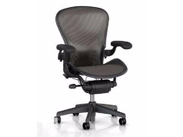 продам Продам кресло компьютерное Herman Miller Aeron (полный фарш, новое) бу в Ровно