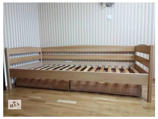 продам Продам кровать Эстелла Нота Плюс 90х200 с ящиками бу в Киеве