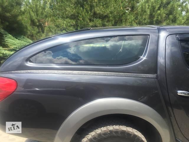 бу Продам кунг на Mitsubishi L200 в Днепре (Днепропетровск)