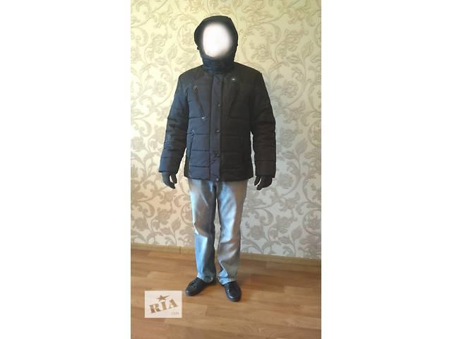 бу Продам куртка зимняя мужская в Харькове