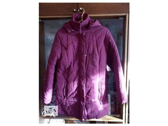 купить бу Продам куртку зимнюю женскую в Харькове