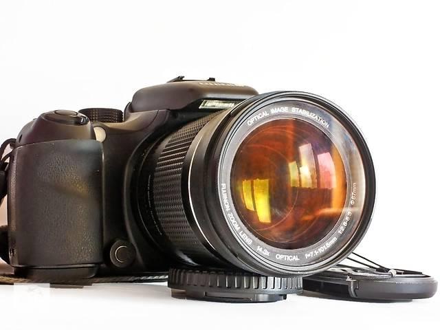 купить бу Fujifilm FinePix S100fs...Легендарная псевдозеркалка в идеальном состоянии! в Одессе