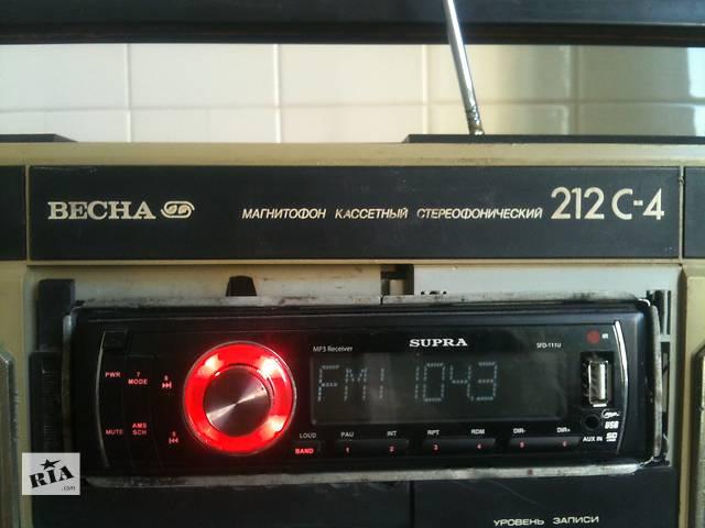 бу Продам магнитофон ВЕСНА-212 С4. Б/У. в Львове