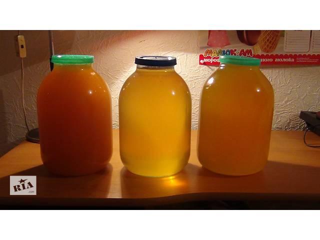 Продам мед со своей пасеки!- объявление о продаже   в Украине