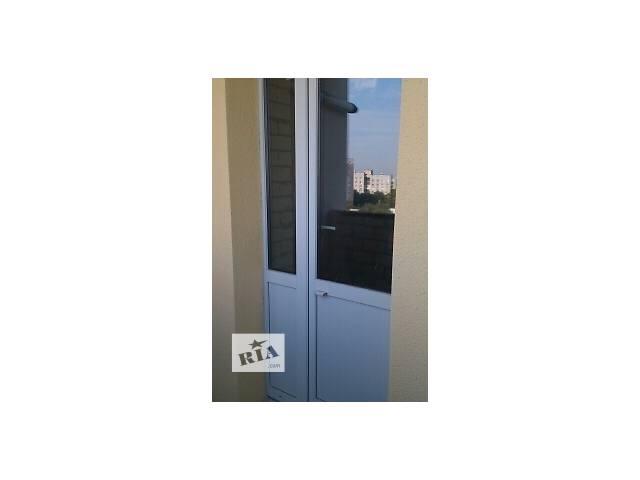 бу Продам металлопластиковую дверь в Харькове