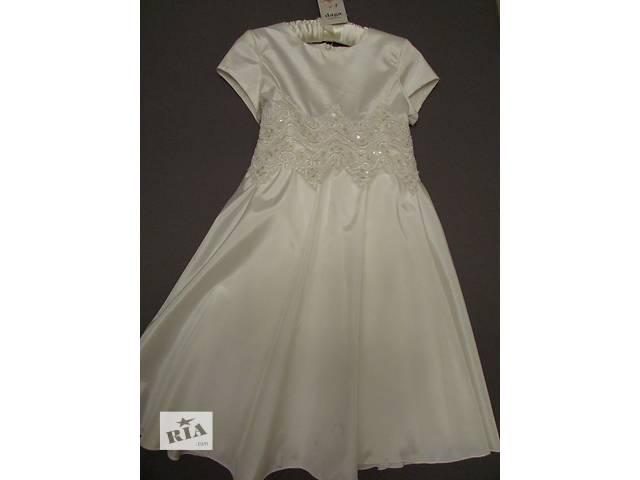 продам Продам нарядное платье для девочки р. 110 Daga  бу в Южном (Одесской обл.) (Южный)