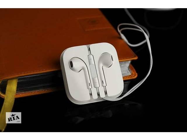 купить бу Продам наушники Apple EarPods(Копия) в Днепре (Днепропетровск)