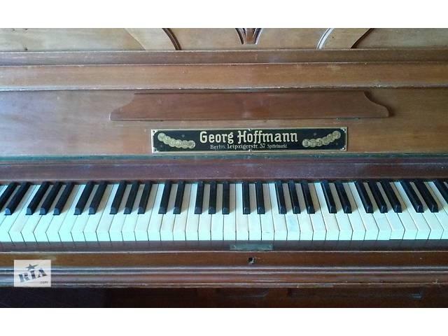 бу Продам немецкое пианино Georg Hoffmann в Харькове