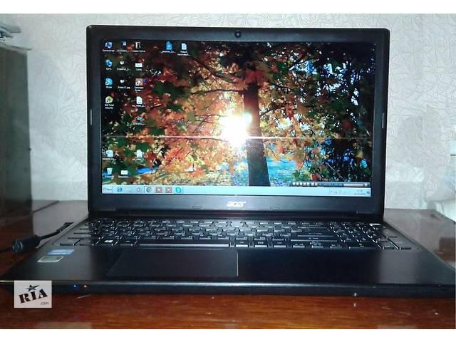Продам ноутбук Acer Aspire V5-571G-53314G75Makk- объявление о продаже  в Виннице