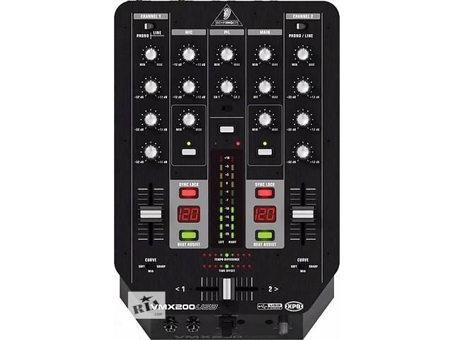 продам Продам новый микшерный пульт Behringer VMX 200USB Pro Mixer бу в Мелитополе