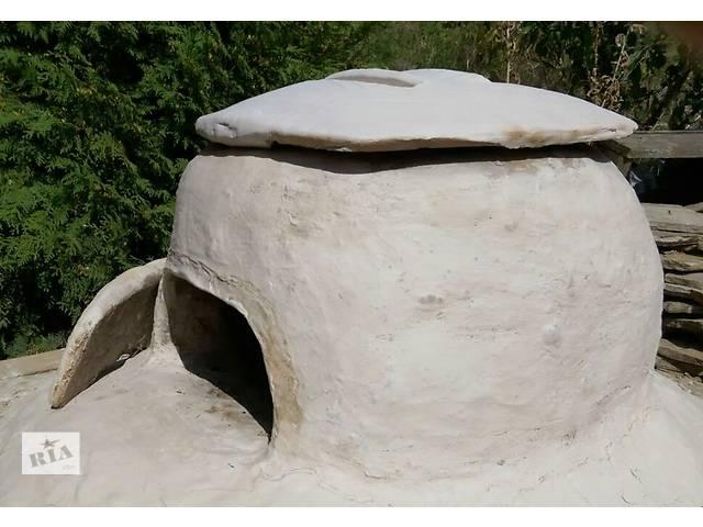 продам Продам печь-тандыр из натуральной глины бу в Одессе
