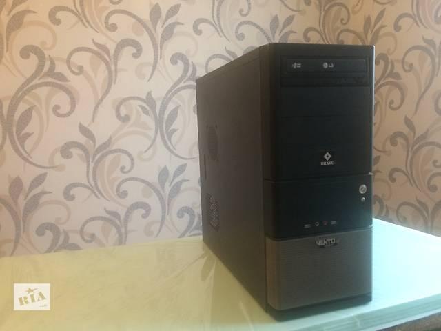 Продам ПК с монитором (комплект)- объявление о продаже  в Киеве