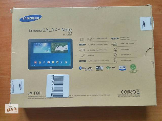 бу Продам планшет Samsung Galaxy Note 10.1 2014 Edition 16GB в Харькове