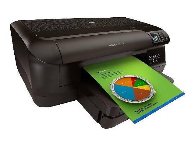 купить бу продам принтер HP OfficeJet Pro 8100  в Вараше (Кузнецовск)