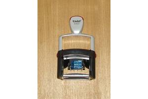 Продам штамп-датер самонаборный Trodat 5465